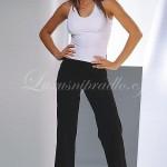 kalhoty na sport - černé
